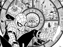 蜘蛛侠归来