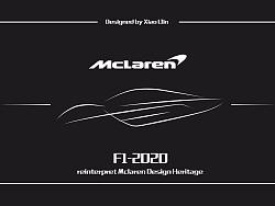 Mclaren F1-2020概念车造型毕业设计#青春答卷2017#