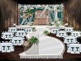 森系婚礼类