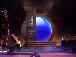 《信仰》——英雄联盟创意平面设计参赛作品