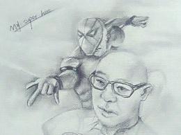 我的超级英雄