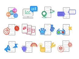 SaaS服务类企业官网设计