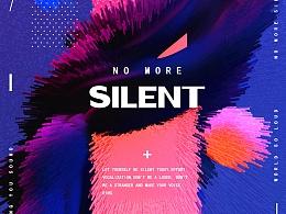 no more silent海报