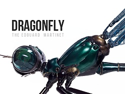 Microworld-Dragonfly