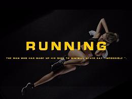关于健身APP-RUNNING