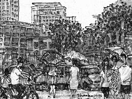 城市脉搏——从韦曲到张家堡(2)