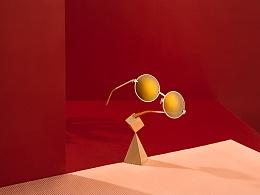 几何&眼镜