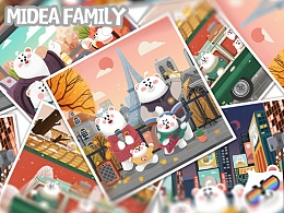 MIDEA FAMILY 美妙假日