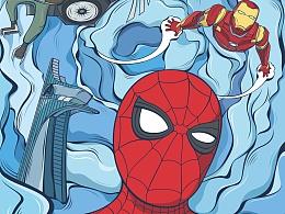 蜘蛛侠·英雄归来