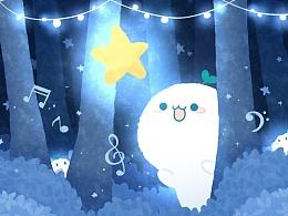 【头像×长草颜团子】晚安,我的小天使们ღ(´・ᴗ・`)