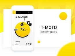 T-MOTO Concept Design