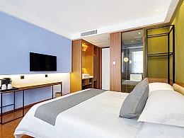 酒店建筑拍摄-杭州某智尚酒店