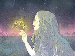 Polar aurora▼极