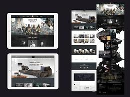 web页面设计