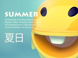 summer夏日