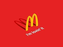 麦当劳中国—页面设计