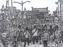 城市脉搏——从韦曲到张家堡(9)