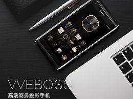 商务投影手机界面定制--九品咨询