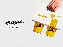 [Magic超级魔厨] 小魔女的食物世界
