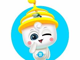 北京惠民文化消费季吉祥物一等奖---白小萌