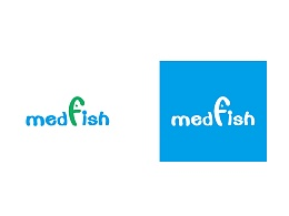 药鱼品牌logo