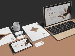 奥格光年|原创作品分享《大禹律师品牌设计》