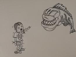那不是鱼,那是远古巨兽
