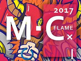 FLAME×M.C (烈焰×机械×狂牛)