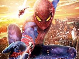 《蜘蛛侠:英雄归来》9月8日震撼上映!海报创作