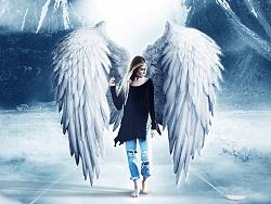 概念海报[Angel by Yasin_