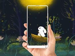 小米MIX2全面屏与米兔