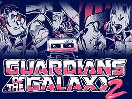 银河护卫队2 - 插画同人