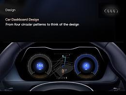 车载界面GUI设计-车联网02