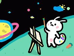 小兔子乖乖2|微信动态表情