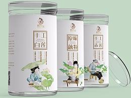 莲子 莲子包装 藕包装 莲藕 干果 养生食品