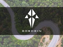 博郡汽车logo-作品方案三