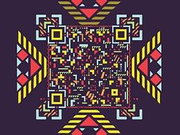 动态二维码集合