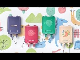 自然主义儿童乐园 KIDS JAM (키즈잼) 品牌开发