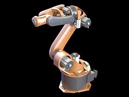 工业机器人 机械手臂 industry robot arms