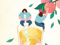 桃桃水果茶
