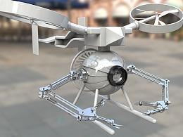 阿凡达飞行器相机