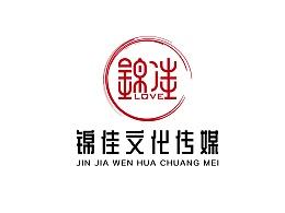 辛集市锦佳文化传媒有限公会LOGO设计