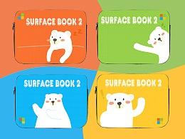 无赖熊的Surface book 2