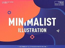 <PART-01> Minimalist illustration