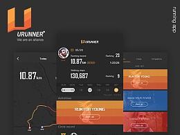 U-runner 跑步APP