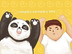 【H5】爸气十足·Happy Father's Day