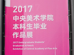 2017.6 央美本科生毕业展 (一)