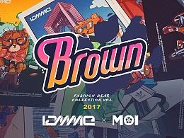 BROWN#2017插画合集VOL.1#