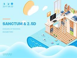 SANCTUM & 2.5D