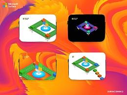 Surface Book2—彩色、极简生活